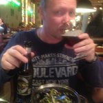 Belgian beer and mussels