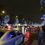 Champs Elysees - Christmas market