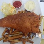 Love the Fish and Chips