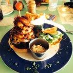 Best burger in Kavos!!!