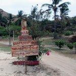 Warung Turtle sign