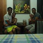 Comedor con las mejores mujeres de Cuba!