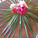 Flowers/decor of the day