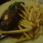 Buffalo Steak Pizziola