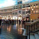 INSIDE The Venetian/Palazzo