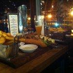 Nice food and ambience