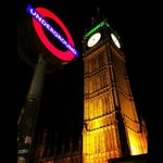The Tube and the Clock Tower