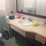 Spotless bathroom