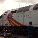 Rail Runner Engine
