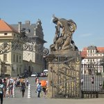 Gate to Hradcany