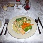 Evening main course