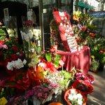 Flowers on Las Ramblas