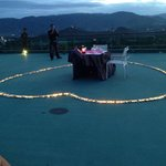 Romantic rooftop dining_1