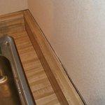 molding gap