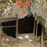 Entrance to Cenote