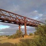Algebuckina Rail Bridge