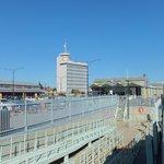 Port of Fremantle - arrived!