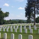 Fayetteville National Cemetery