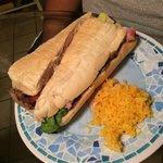 Azucar Special Sandwich