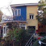 A arquitetura reflete a personalidade de Neruda e sua esposa.