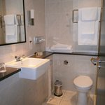 Double Room Bathroom - March 2012