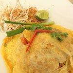 タイ料理、名前はわすれました。