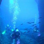 Crevice dive part 2