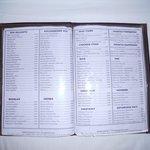 меню в номере (интересные переводы названий блюд)