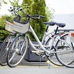 Fahrrad zum Ausleihen