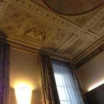 Ceiling of Junior Suite