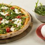 Pizza Roquette Royale Mozz Art