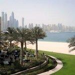 Visuale verso Dubai centro