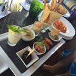 Light lunch, mmmmm