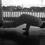 Yoga Master Roland, 2000 rupies ( 10€)