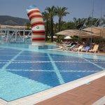 main pool closed