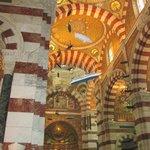 elementi votivi in Notre Dame de la Garde