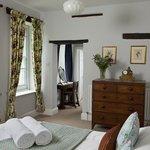 Room 17- Deluxe room in Manor house