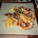 Seafood a plenty