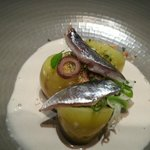 pomme de terre sardine
