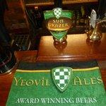 Fancy a pint of Yeovil Ale?