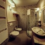 Bagno camera matrimoniale doccia