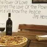 pizza & Brunello di Montalcino