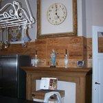 intérieur de la cuisine