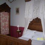 La chambre de la suite St joseph