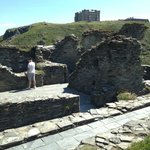 Tintagel Ruins