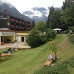 L'Hotel e il giardino