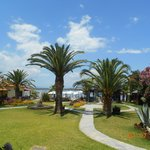 Hotel Vergos garden