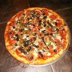Chef Anthony Special Pizza