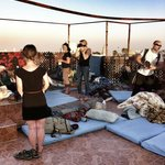 Sleeping On The Roof - A Recommended Memory With Great Views