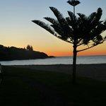 East Beach at Dawn